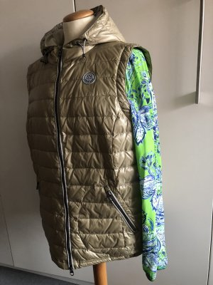 Milestone Quilted Gilet multicolored
