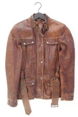 Milestone Leather Jacket leather