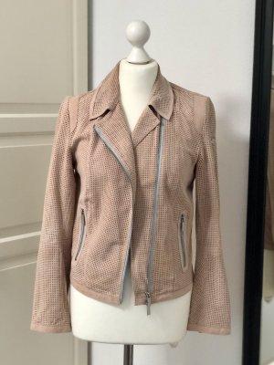 Milestone Leather Jacket multicolored