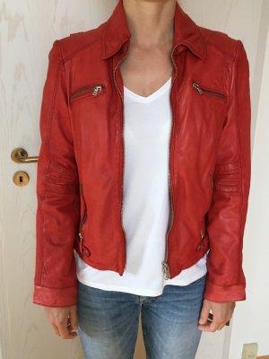 Milestone Leather Jacket multicolored leather