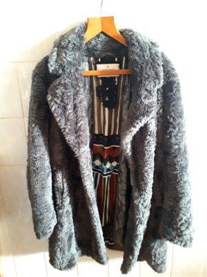 Milestone Short Coat grey