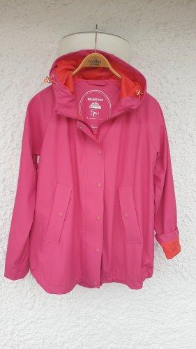 Milestone Regenjacke in pink
