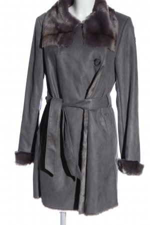 Milestone Winter Coat light grey-lilac elegant