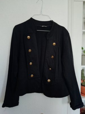 Chillytime Military Jacket black-gold-colored