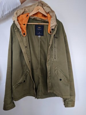 Aeronautica Militare Military Jacket green grey