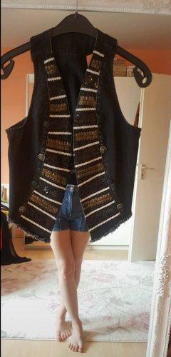 Tally Weijl Smanicato jeans nero-oro