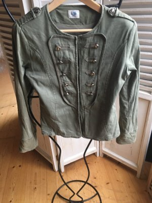 Cannery Row Vintage Giacca militare cachi