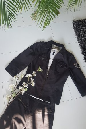 Only Military Jacket anthracite
