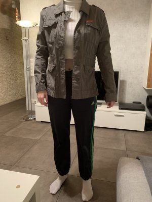 Superdry Military Jacket green grey