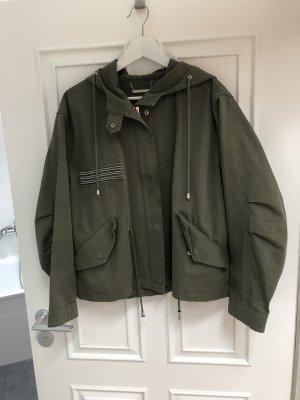 Military Jacke Oversized