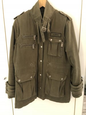 Military Look Parka