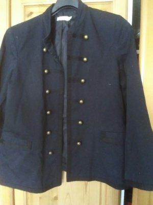 Bonaparte Military Jacket dark blue cotton
