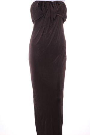 Maxi Dress brown extravagant style
