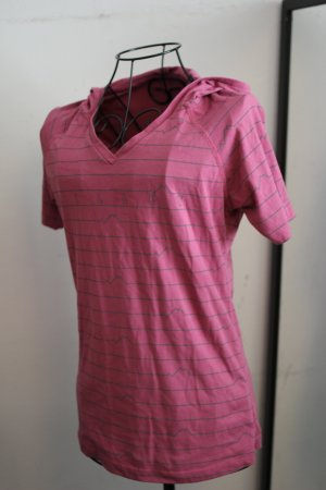 Millet Blusa con capucha rosa