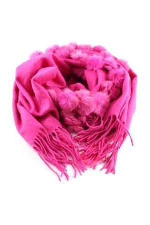 Millions & Millions Fransenschal pink Elegant