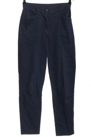 Mills Women High-Waist Hose blau Casual-Look