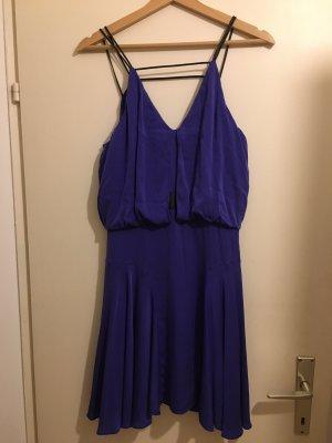 Milly Evening Dress blue violet-blue