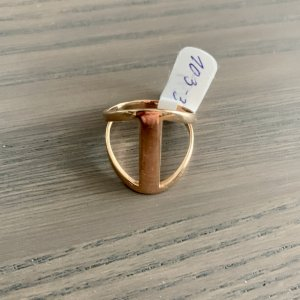 MILOR ITALY BRONZE Ring