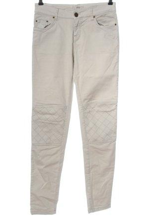 Mim Pantalone cinque tasche grigio chiaro stile casual