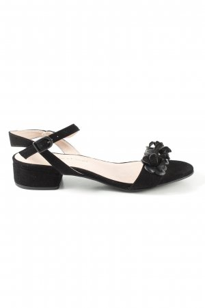 Mime et moi Sandaletto con tacco alto nero stile casual