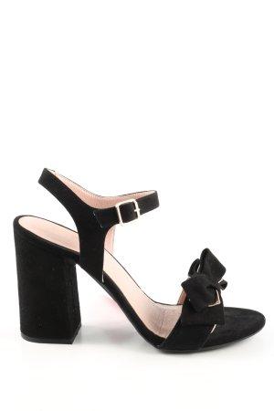 Mime et moi High Heels schwarz Business-Look