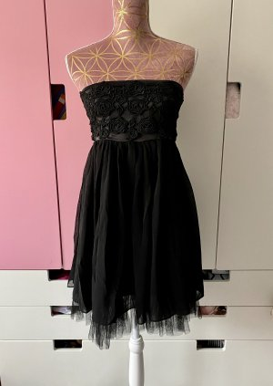 Mina UK Kleid schwarz Größe S