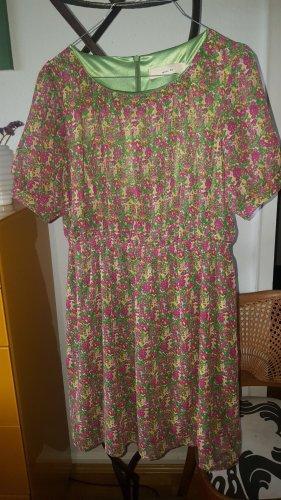 Mina UK millefleur Kleid Gr.36/38 (S/M)
