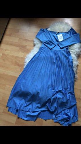 Asos Robe mi-longue bleu clair