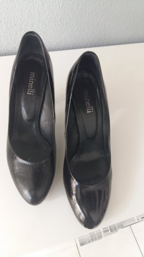 Minelli Lackleder Pumps 38