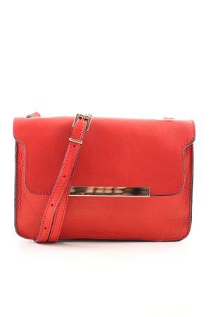 minelli Mini sac rouge style décontracté