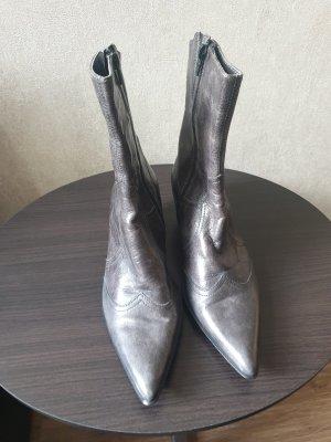 minelli Stivale a gamba corta grigio