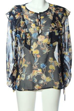 Ming Suit Langarm-Bluse