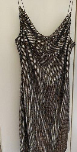 Mini Glitzer Kleid