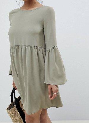 Asos Petite Sukienka mini Wielokolorowy