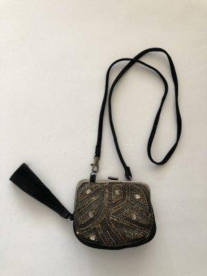 Zara Minibolso negro
