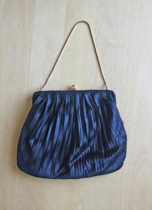 Mini Handtasche / Clutch in schwarz