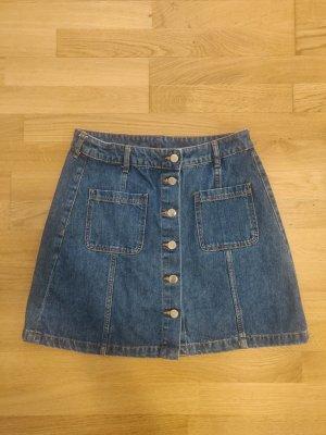 Devided von H&M Denim Skirt blue