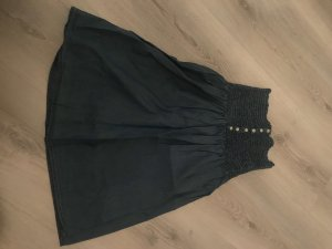 Brandy & Melville Denim Dress blue