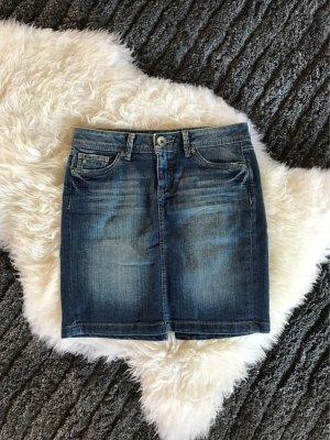 Street One Jupe en jeans multicolore