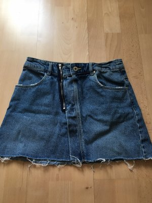 Mini-Jeansrock