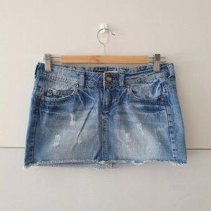 Mini Jeansrock