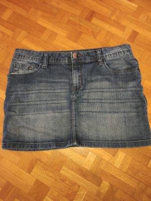 Mini Jeansrock, Gr. 38, H & M, Rock