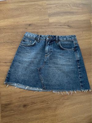 BDG Jupe en jeans bleuet-bleu foncé