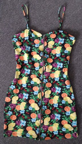 b.p.c. Bonprix Collection Sukienka mini Wielokolorowy