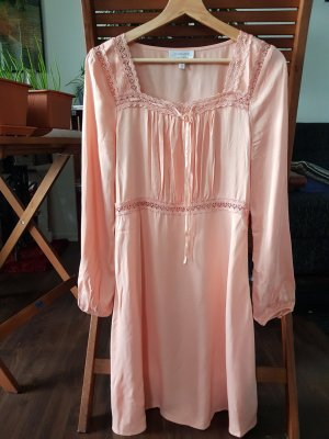 Mini-Kleid aus Satin &other stories