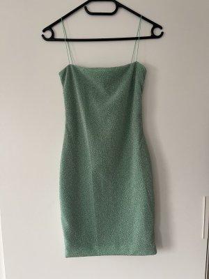 Mini Kleid-Glitzer