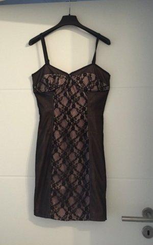 Tally Weijl Mini Dress black-pink