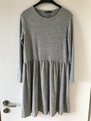 Mini Kleid grau