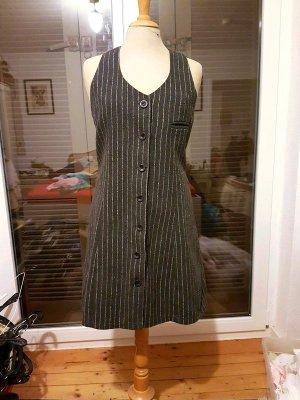 Mini Kleid im 60er Jahre Stil mit Nadelstreifen