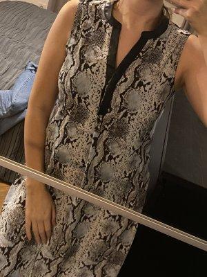 Mini Kleid in Schlangenoptik